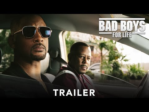 BAD BOYS FOR LIFE - Trailer - Ab 16.1.20 im Kino!