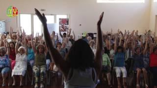 """http://www.tvportugal.tv """"O dia dos Avós em parceria com o Centro de Saúde de Cascais a proporcionar uma tarde diferente com..."""