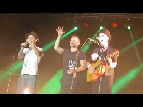 Music digest: Вакарчук заспівав з гуртом 5'nizza, а ONUKA презентувала кліп на пісню «Misto»