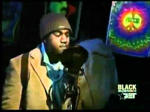 Kanye West Rap City Freestyle In The Booth