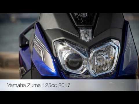 Yamaha ZUMA 125cc 2017