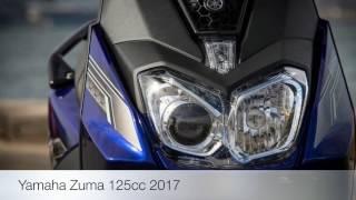 7. Yamaha ZUMA 125cc 2017