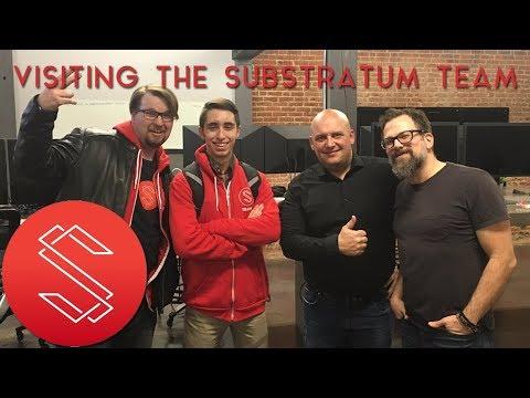 I Got To Visit Substratum's HQ! video