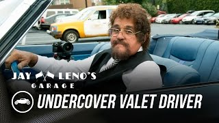 Jay Leno Goes Undercover as a Valet Driver - Jay Leno's Garage by Jay Leno's Garage
