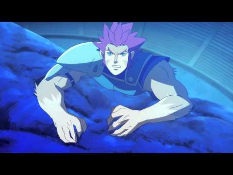 ThunderCats episode 16 The Trials of Lion-O (Part Two) preview clip 1