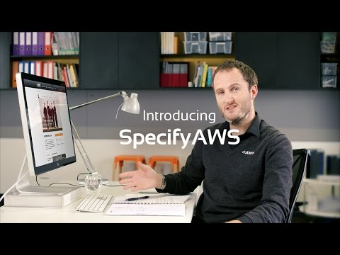 Introducing SpecifyAWS