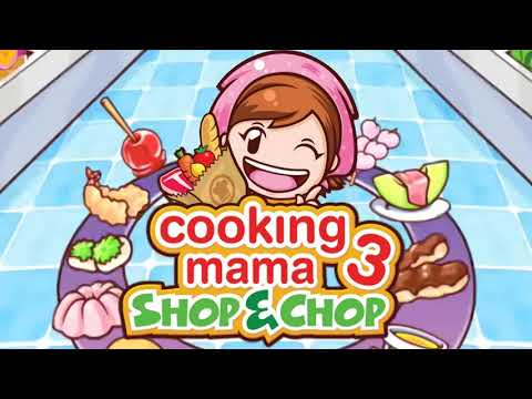 Invention Of A Recipe - Cooking Mama 3: Shop And Chop
