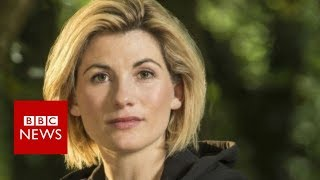 Jodie Whittaker reveals how she feels about becoming the 13th Time Lord in Doctor Who. She is currently starring as a different ...