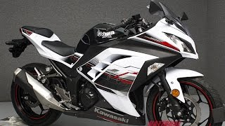 9. 2014 KAWASAKI EX300 NINJA 300 W/ABS - National Powersports Distributors
