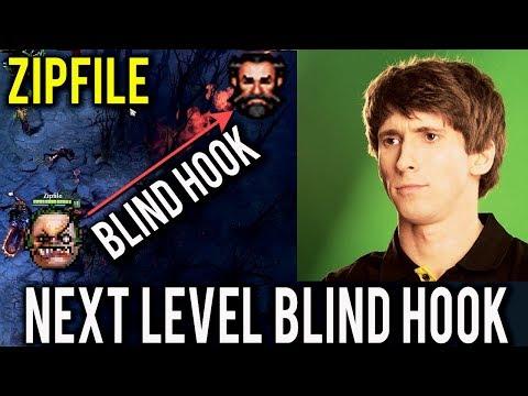 ZipFile Legendary Pudge is BACK! New Dendi Style Impossible Hook 5k vs 9k MMR 7.06 Dota 2