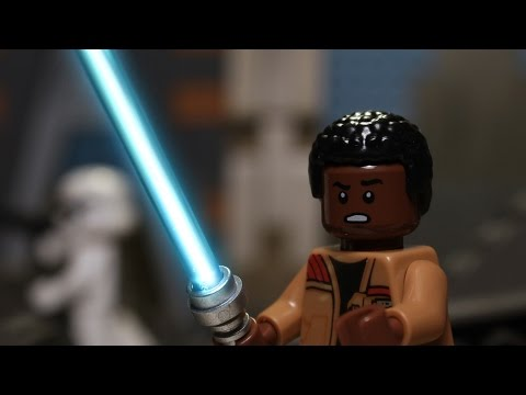 The Movies of 2015 in LEGO
