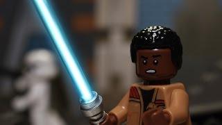 Des Legos rejouent des scènes de films à succès sortis de 2015.