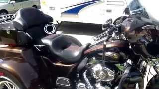 7. Harley Davidson, 110th Anniversary Tri-Glide Ultra Classic