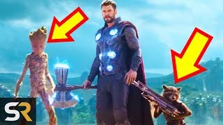 Video 8 Theories About Thor's Future In The Marvel Cinematic Universe MP3, 3GP, MP4, WEBM, AVI, FLV Oktober 2018