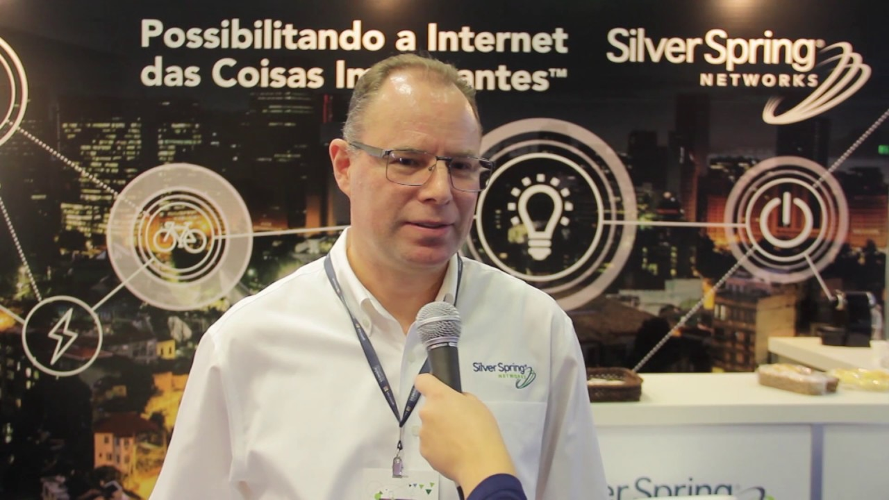 Participação Silver Spring | Smart City Business Congress & Expo 2017