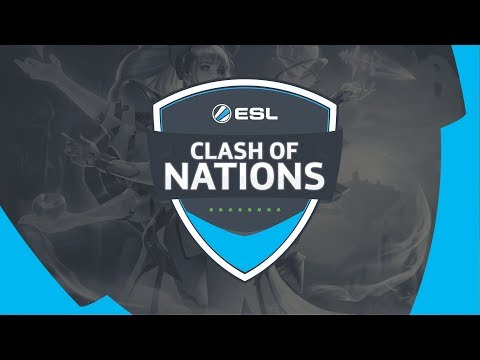 Trực Tiếp: DEVITA vs EVOS - ESL Clash of Nations 2019 - Garena Liên Quân Mobile - Thời lượng: 5:16:00.