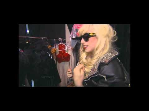 Lady Gaga - Behind The Scenes of The Monster Ball Tour 1.0