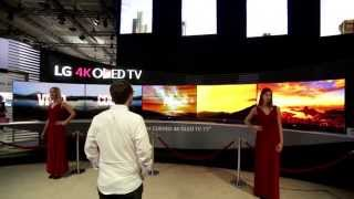 LG OLED TV Influencer Interview – the Future of TV