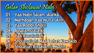 Video GELAR SHOLAWAT NABI | Teks Arab-Latin-Terjemahan MP3, 3GP, MP4, WEBM, AVI, FLV Maret 2019