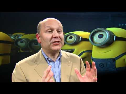 Chris Meledandri - Visit http://www.InsideTheMagic.net for more about the new Despicable Me ride coming to Universal Studios Orlando.