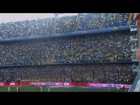Video - Boca -Quilmes 2013 02 09 LA 12 - La 12 - Boca Juniors - Argentina