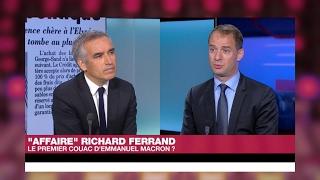 """Video Ferrand épinglé par """"Le Canard enchaîné"""" : un premier couac pour Macron ? MP3, 3GP, MP4, WEBM, AVI, FLV Mei 2017"""