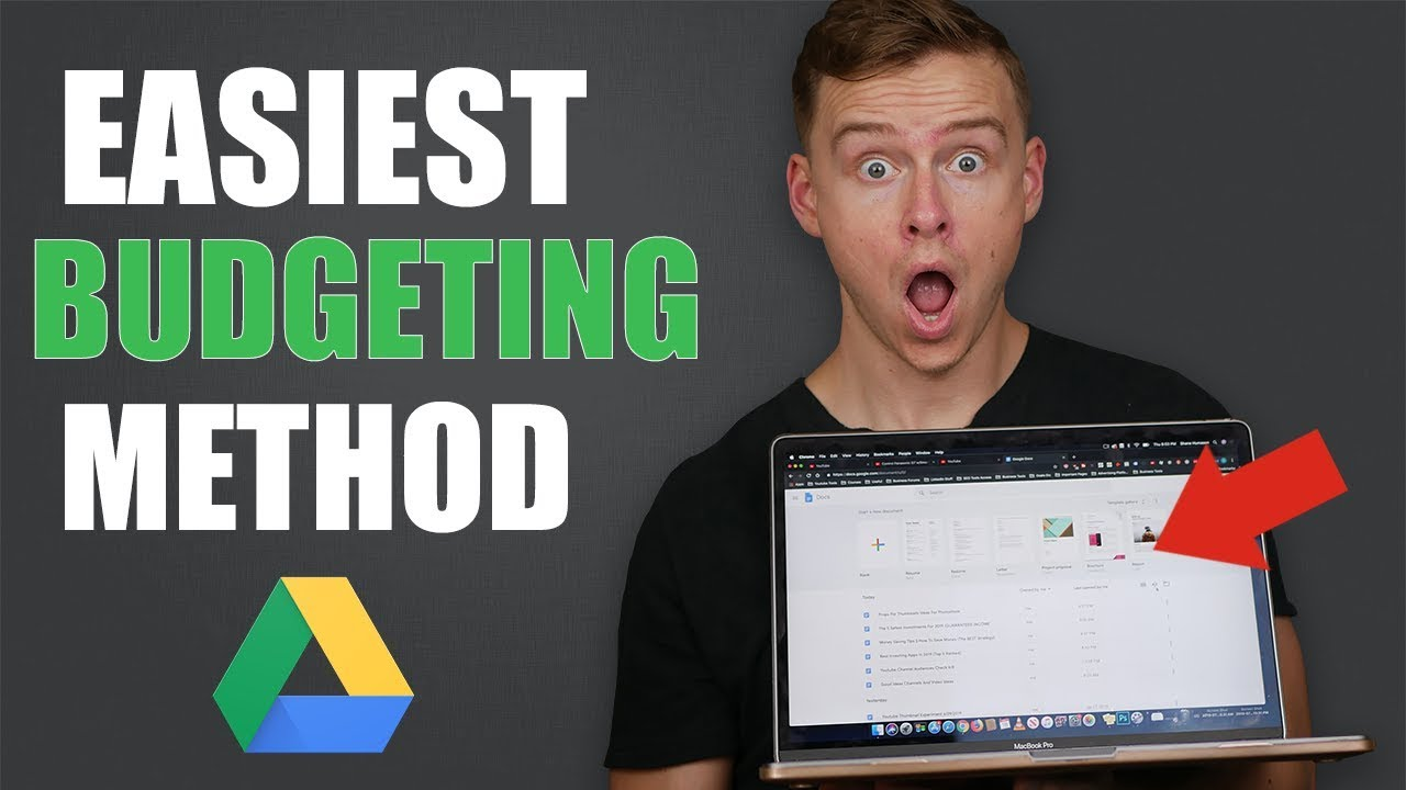 Picture of How Toward Deliver A Spending budget Within Google Sheets (Google Spreadsheet Spending budget Template for 2019)