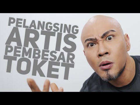 TIPU TIPU SI ARTIS ENDORSE ( How Celebrity Get Money By Lying To You)