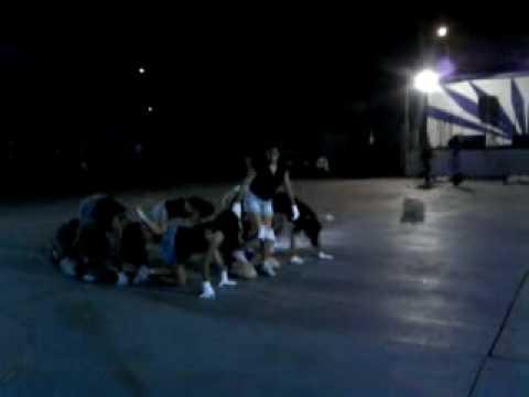 coreografia de concurso de baile