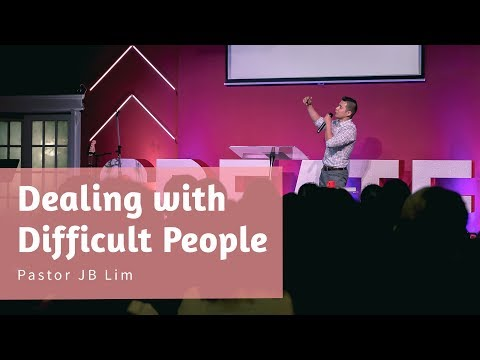 Dealing with Difficult People (Known and Loved Episode 9)