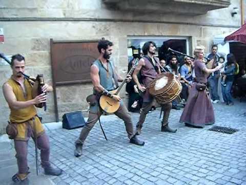 XIV Mercado Medieval Costa da Morte - Cornalusa