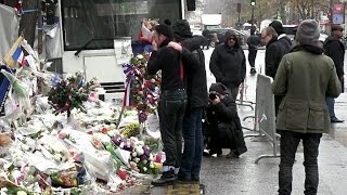 Eagles of Death Metal make emotional return to Bataclan after ISIS massacre in Paris