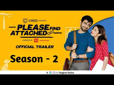 Please Find Attached Season 2   Release Date   Dice Media Please Find Attached   Ayush And Barkha