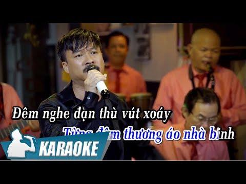 [KARAOKE] Áo Nhà Binh - Quang Lập BEAT TONE NAM - Thời lượng: 4:38.