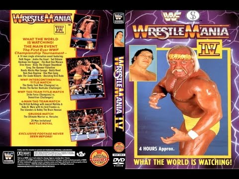 Video WWF (WWE) Wrestlemania IV Review :: 14 Man Championship Tournament :: Macho Madness Reigns! download in MP3, 3GP, MP4, WEBM, AVI, FLV January 2017