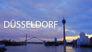 Dusseldorf Germany  City new picture : Düsseldorf in 4K