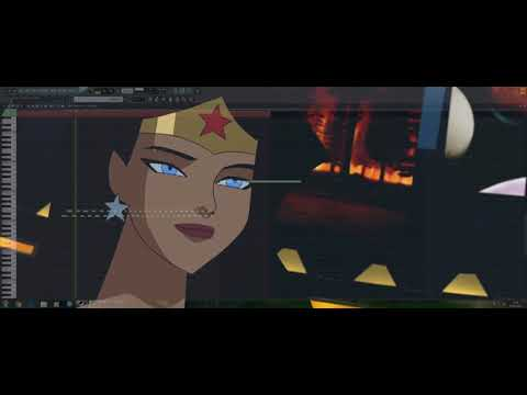 Justice League Unlimited - The Rime of the Ancient Mariner (FL Studio Cover)