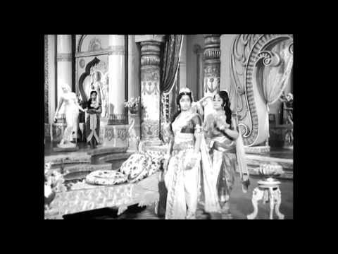 Sri Krishna Tulabharam Full Length Movie Parts:02/10 |NTR,Anjali,Jamuna