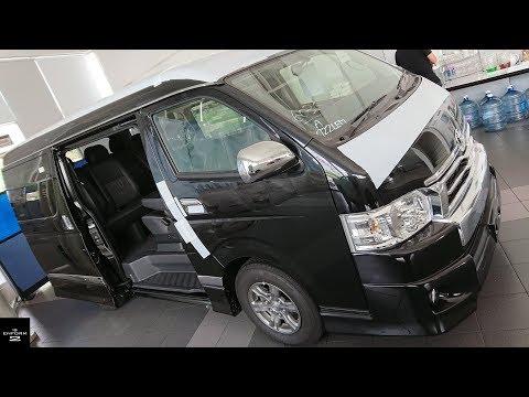 租车 Toyota Ventury (14-16) 视频