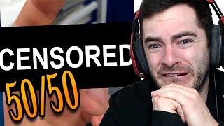REDDIT 50/50 CHALLENGE - I Have Much Regret