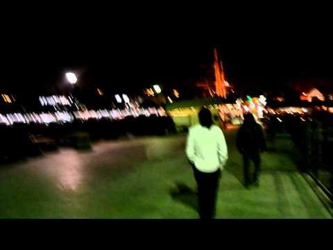 アキーラさん夜散策!アメリカ・ロス・レドンドビーチ,Redondo-beach,L.A.,USA