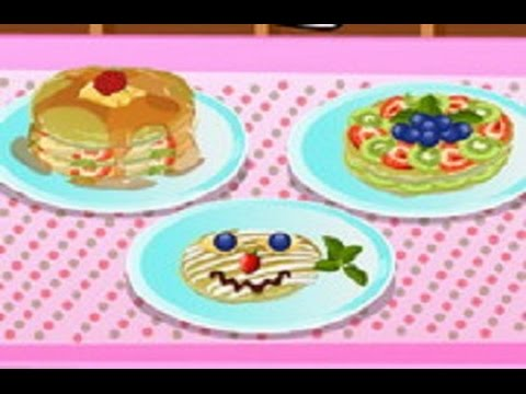 Delicious Pancakes Cooking— GAMES FOR KIDS