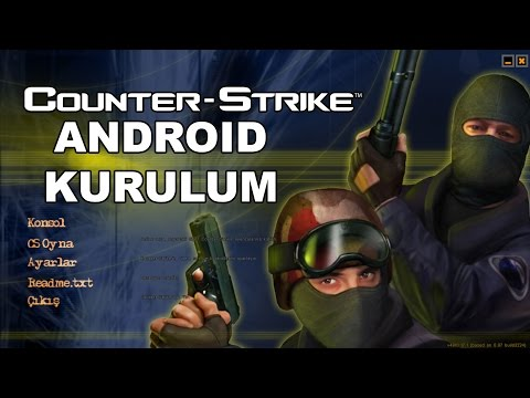 Скачать Counter Strike1.6 Для Андроид