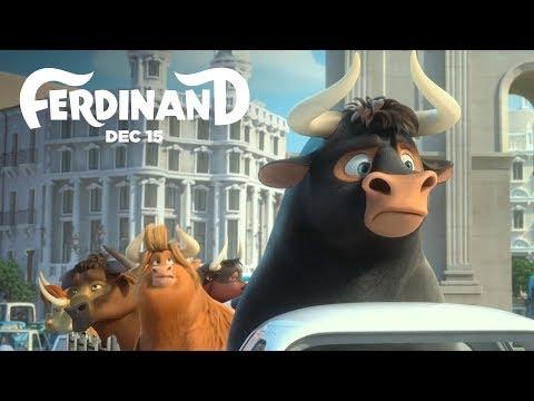 "Ferdinand | ""I'm a Little More Complex"" TV Commercial | Fox Family Entertainment"