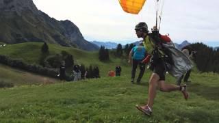 Red Bull Elements : l'épreuve de parapente - YouTube