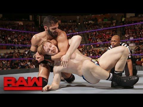 Jack Gallagher vs. Ariya Daivari: Raw, Dec. 5, 2016