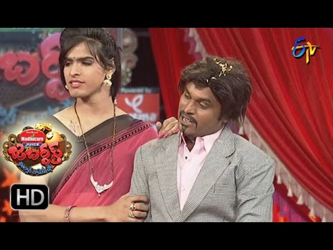 Racha Ravi Performance | Jabardsth | 23rd March 2017