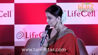 Aishwarya Rai Bachchan launches Stem Cell Part 2