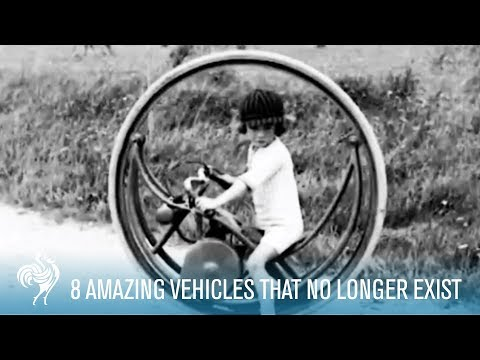 8 Amazing Vehicles That No Longer Exist