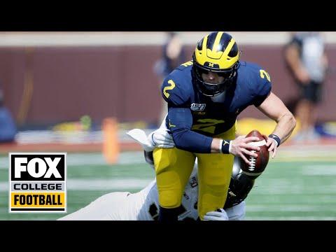 Video: Urban Meyer, Reggie Bush on how Michigan must change its offense | FOX COLLEGE FOOTBALL